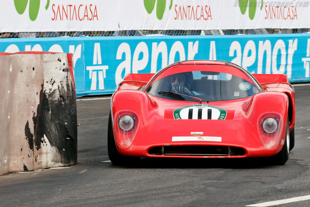 Chevron B16    - 2007 Porto Historic Grand Prix