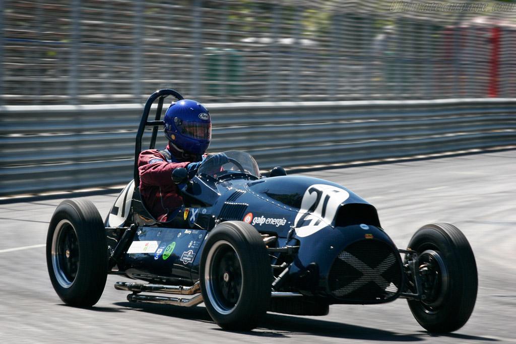 Cooper Bristol MKI    - 2007 Porto Historic Grand Prix