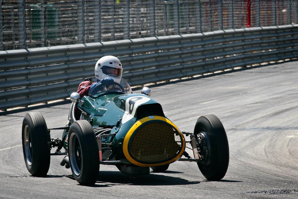 Cooper Bristol MKII    - 2007 Porto Historic Grand Prix