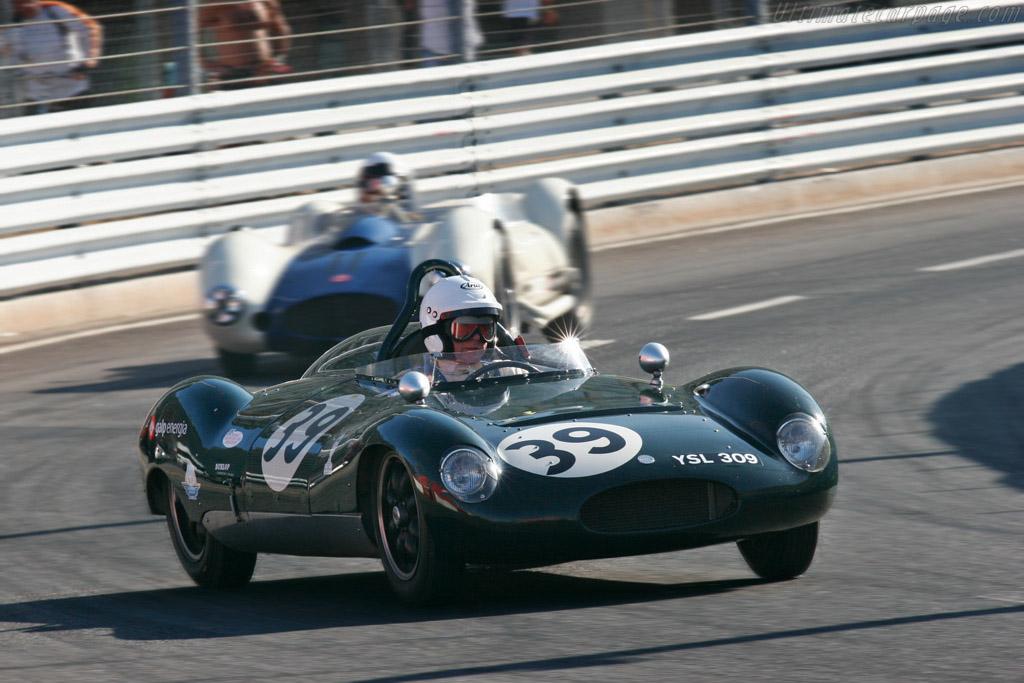 Cooper T39    - 2007 Porto Historic Grand Prix