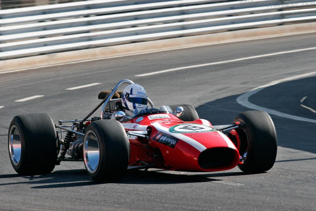 Cooper T86C - Chassis: F1-3-68   - 2007 Porto Historic Grand Prix