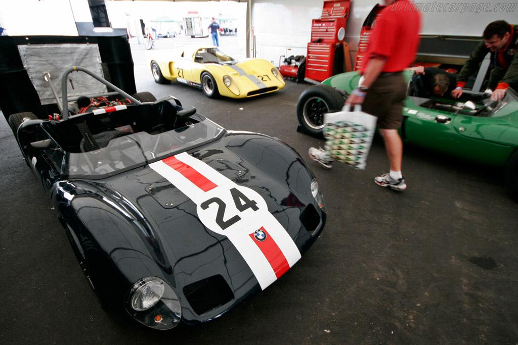 Elva MK7    - 2007 Porto Historic Grand Prix