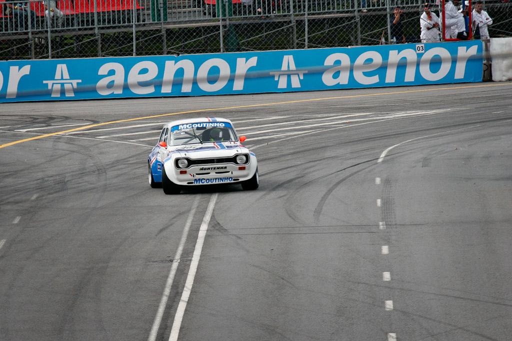 Ford Escort BDG    - 2007 Porto Historic Grand Prix