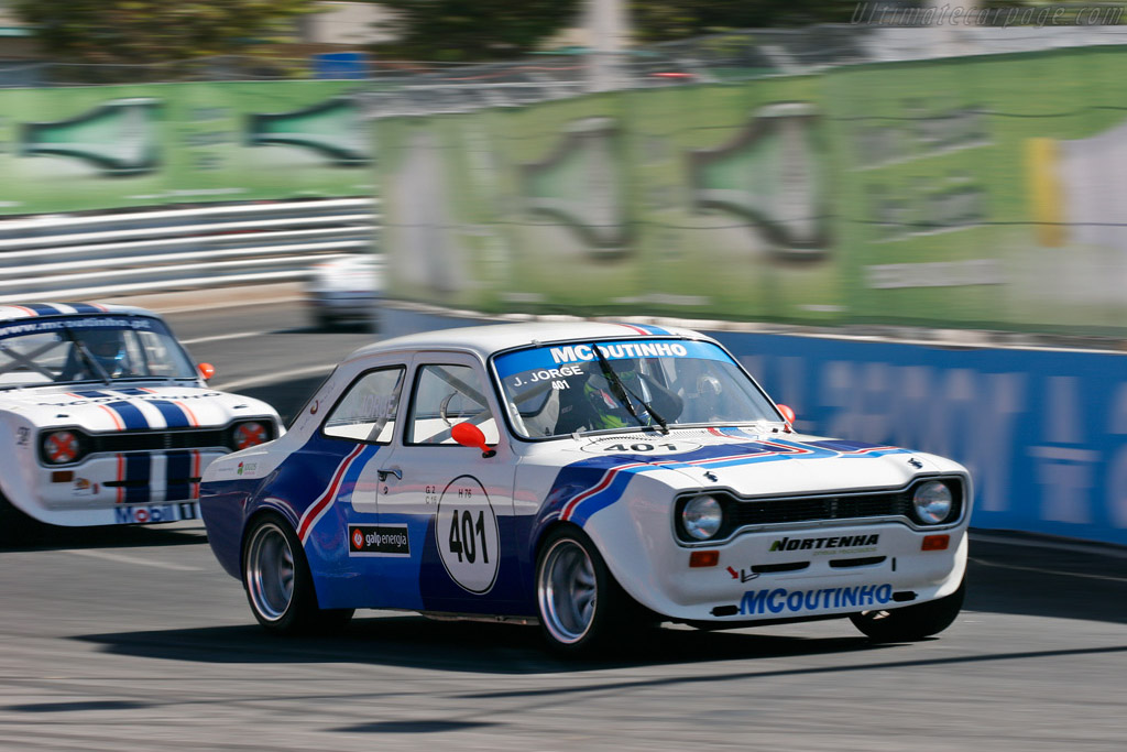 Ford Escort BDG    - 2007 Porto Historic Grand Prix