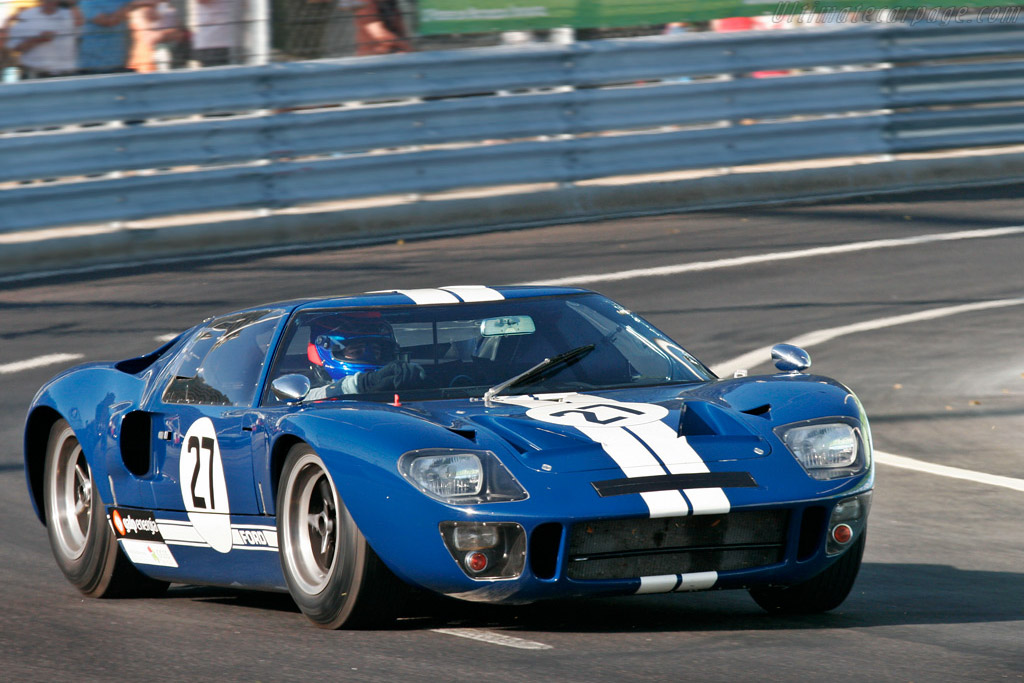 ford gt40 2007 porto historic grand prix. Black Bedroom Furniture Sets. Home Design Ideas