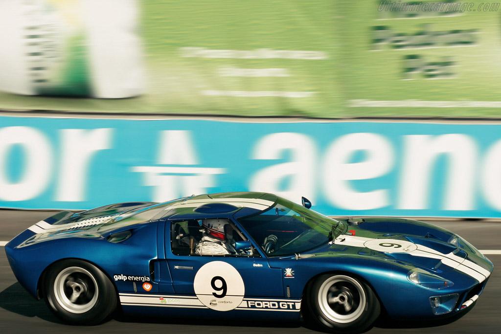 Ford GT40 - Chassis: GT40P/1018 - 2007 Porto Historic Grand Prix