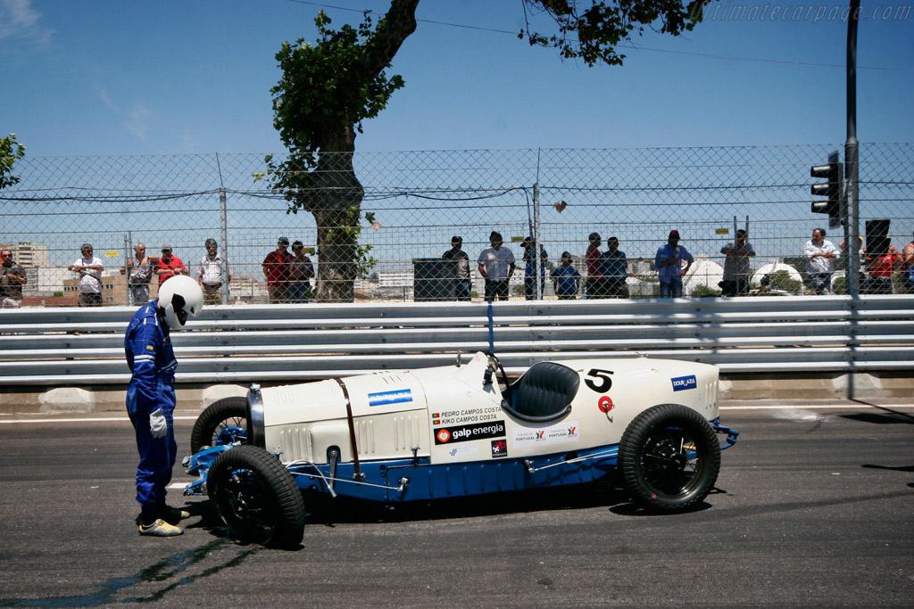 Ford Model A    - 2007 Porto Historic Grand Prix