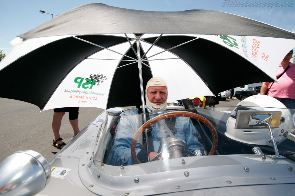 HVM Jaguar    - 2007 Porto Historic Grand Prix