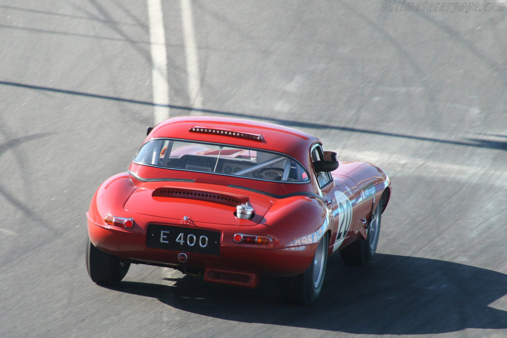 Jaguar E-type    - 2007 Porto Historic Grand Prix