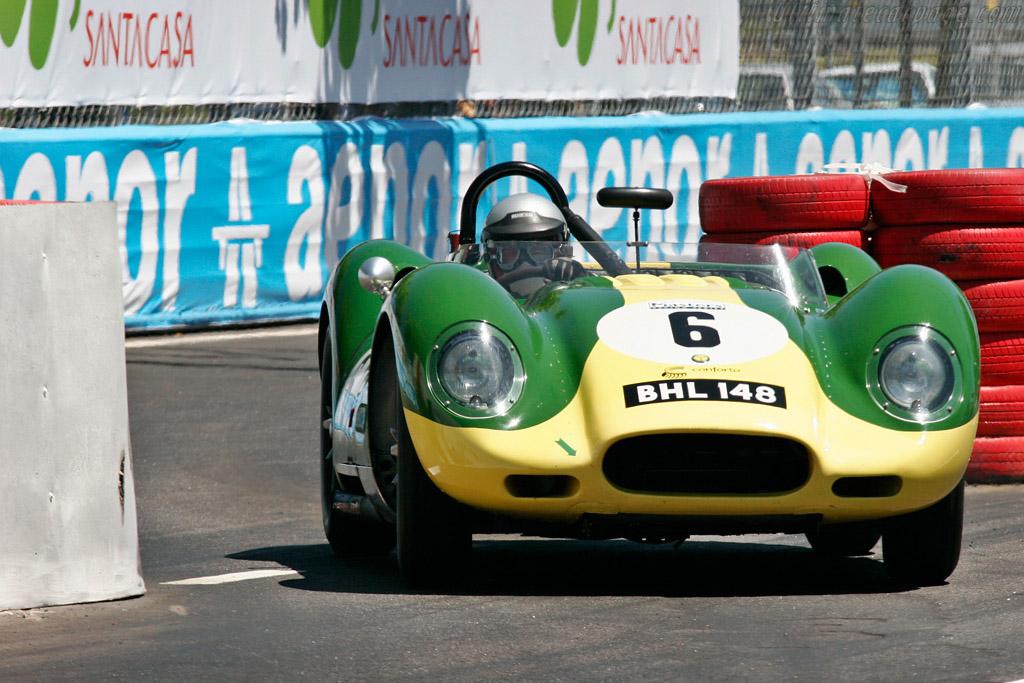 Lister Chevrolet    - 2007 Porto Historic Grand Prix