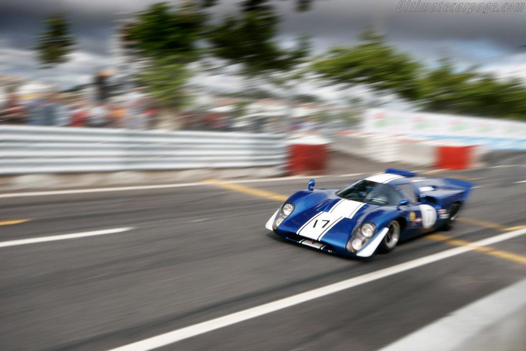 Lola T70 MK IIIB    - 2007 Porto Historic Grand Prix