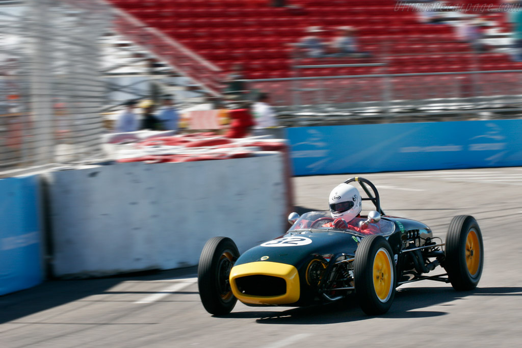 Lotus 18    - 2007 Porto Historic Grand Prix