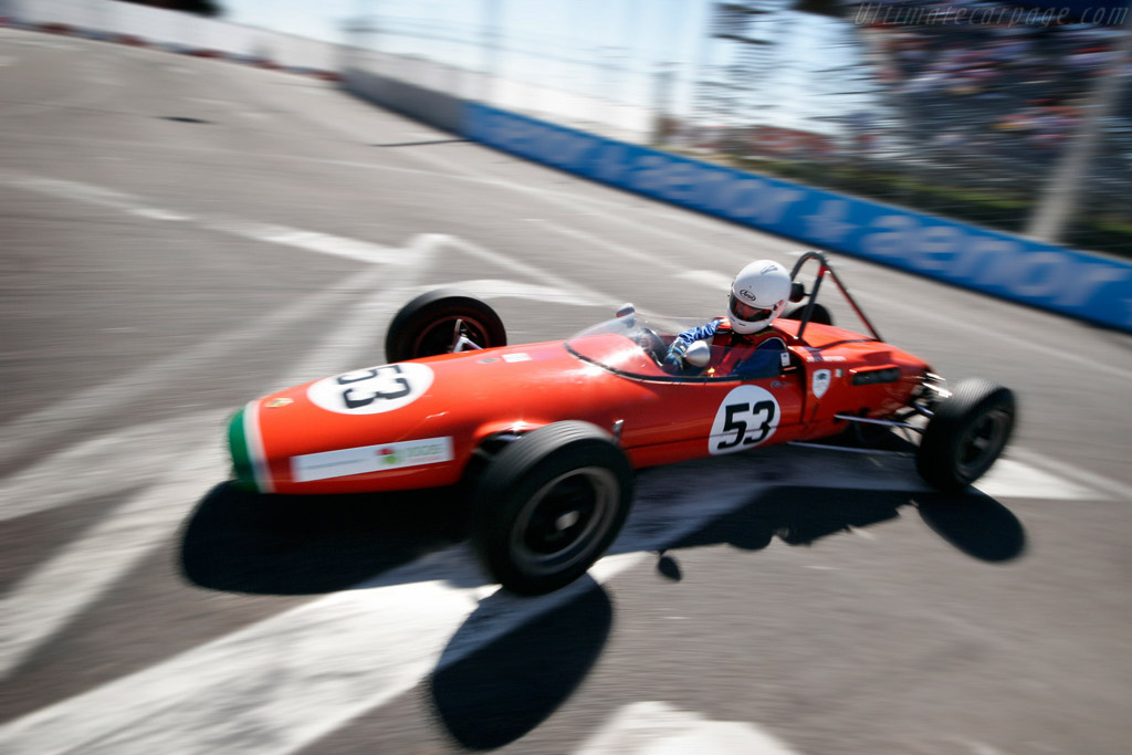 Lotus 20B    - 2007 Porto Historic Grand Prix