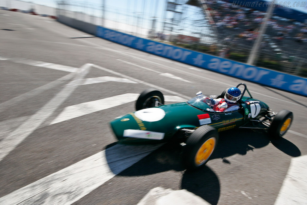 Lotus 22    - 2007 Porto Historic Grand Prix