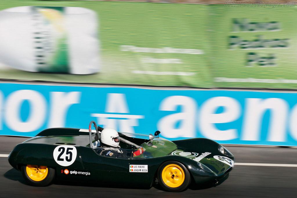 Lotus 23B    - 2007 Porto Historic Grand Prix