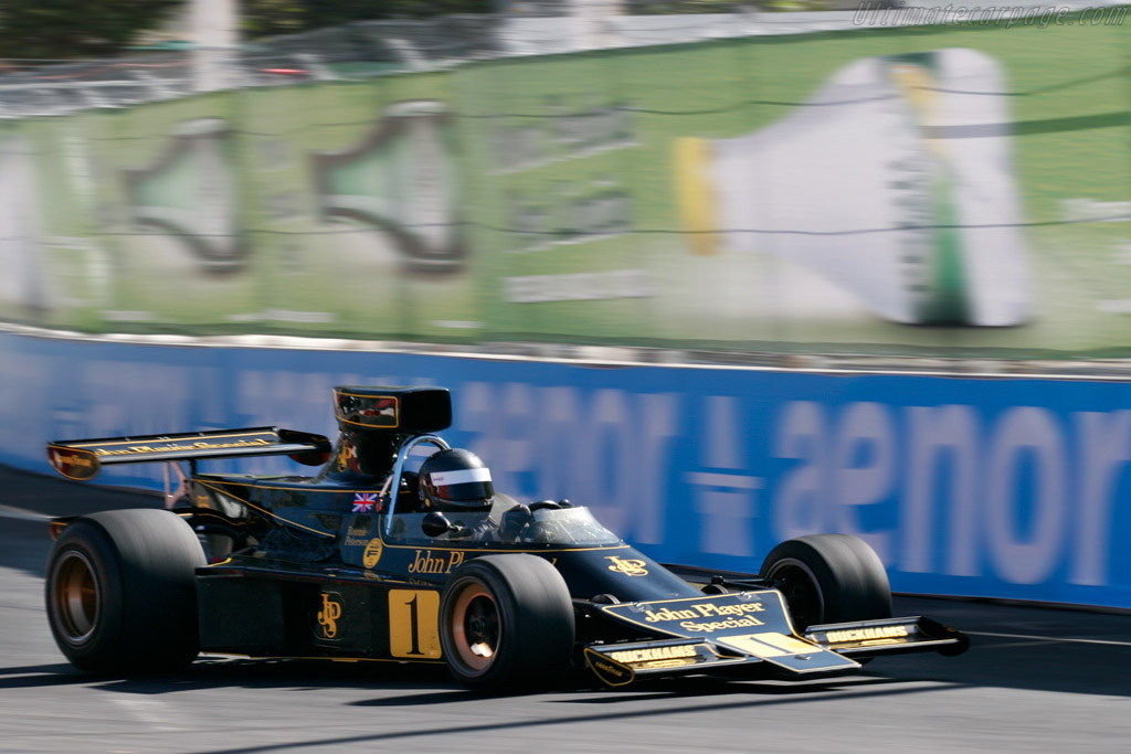Lotus 76    - 2007 Porto Historic Grand Prix