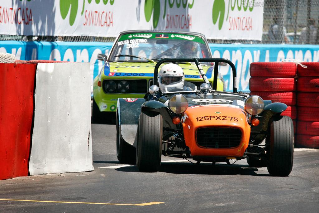 Lotus Seven    - 2007 Porto Historic Grand Prix