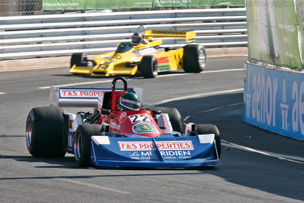 March 761 Cosworth - Chassis: 761-08   - 2007 Porto Historic Grand Prix