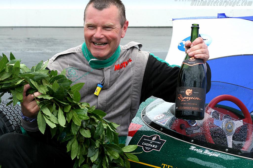 Martin Walford    - 2007 Porto Historic Grand Prix