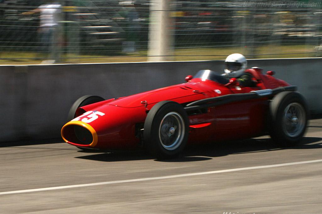 Maserati 250F CM - Chassis: CM5   - 2007 Porto Historic Grand Prix