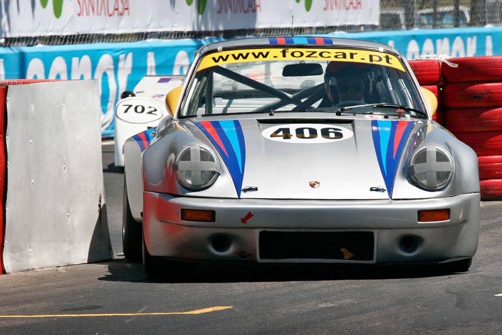 Porsche 911 RSR    - 2007 Porto Historic Grand Prix