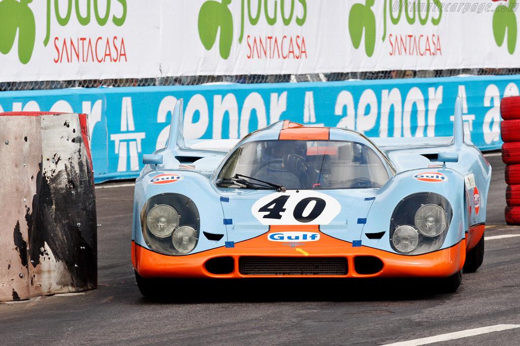Porsche 917K - Chassis: 917-017   - 2007 Porto Historic Grand Prix