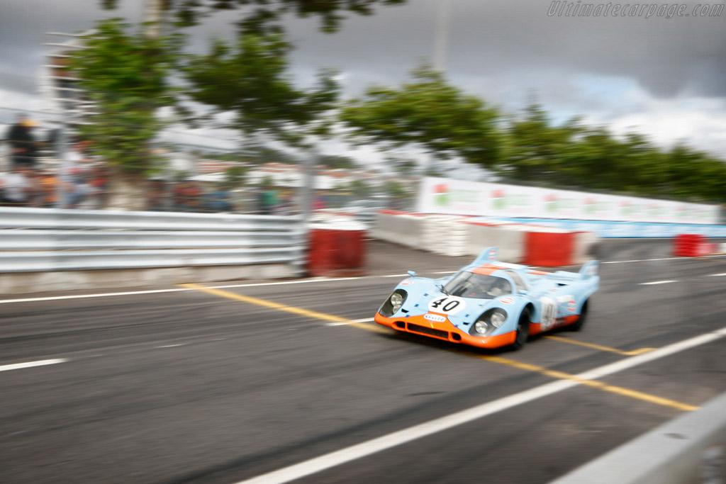 Porsche 917k Chassis 917 017 2007 Porto Historic