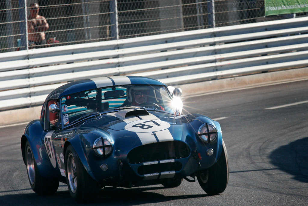Shelby Cobra    - 2007 Porto Historic Grand Prix