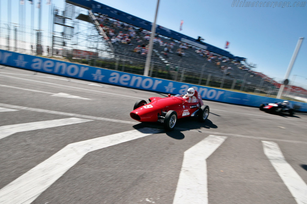 Stanguellini    - 2007 Porto Historic Grand Prix