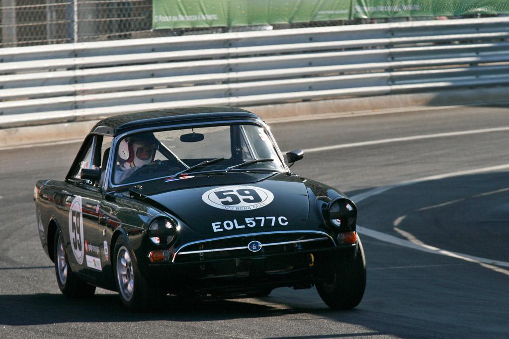 Sunbeam Tiger    - 2007 Porto Historic Grand Prix