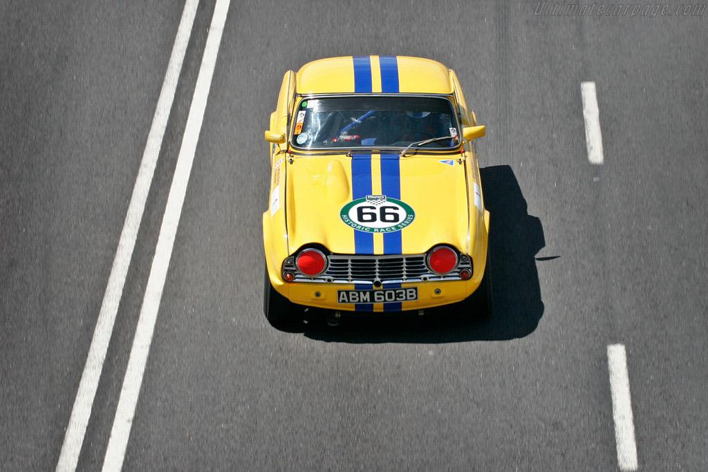 Triumph TR4    - 2007 Porto Historic Grand Prix