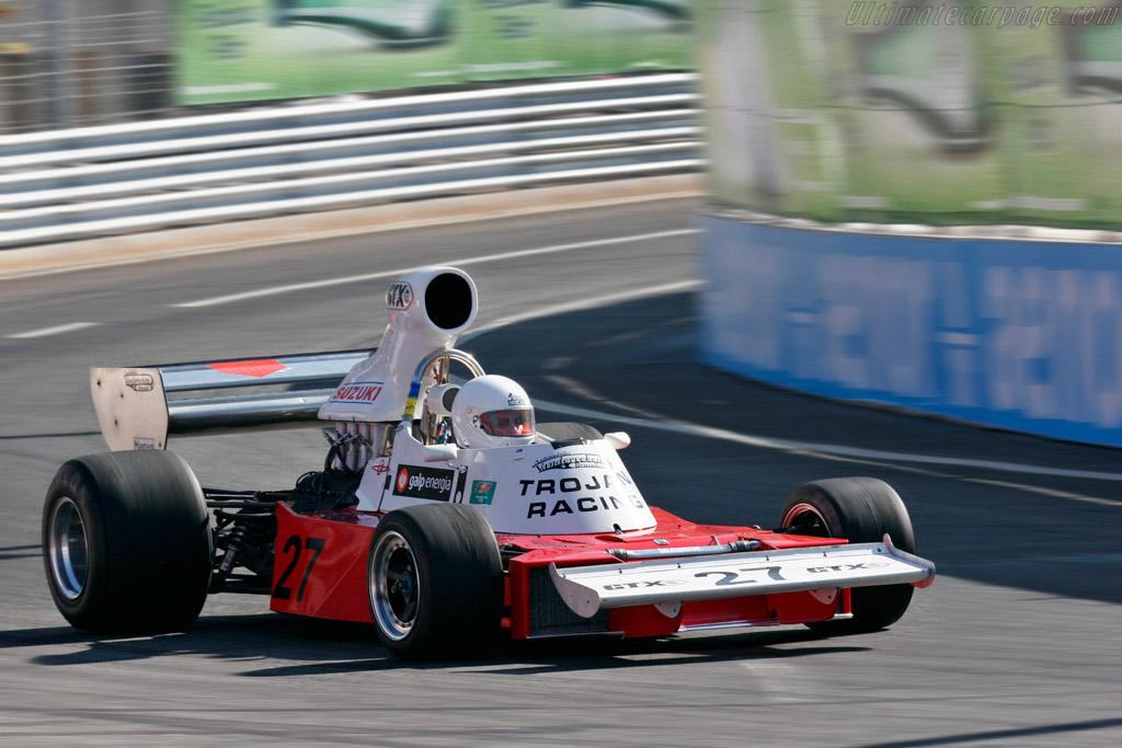 Trojan 103 - Chassis: T103/1   - 2007 Porto Historic Grand Prix