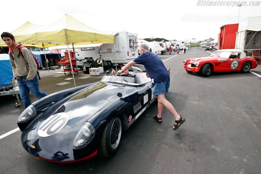 Willment Climax    - 2007 Porto Historic Grand Prix