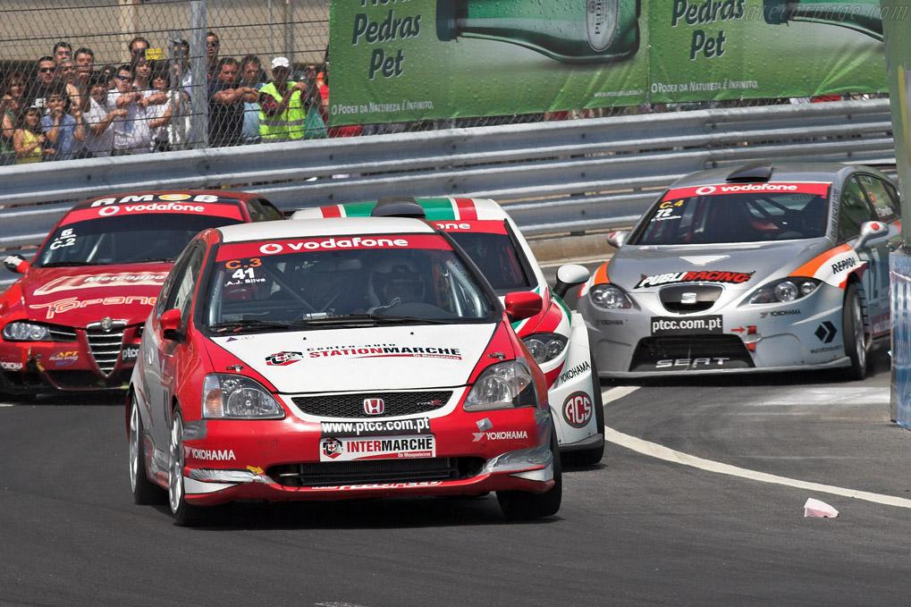 A slower Type-R    - 2007 WTCC - Circuito da Boavista
