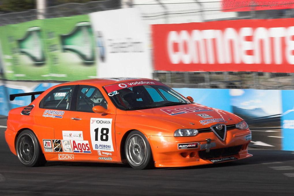 A very fast 156    - 2007 WTCC - Circuito da Boavista