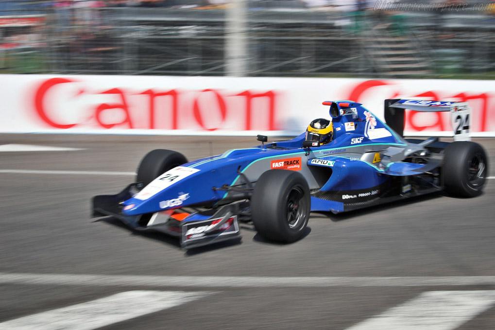 Arturo Llobell    - 2007 WTCC - Circuito da Boavista