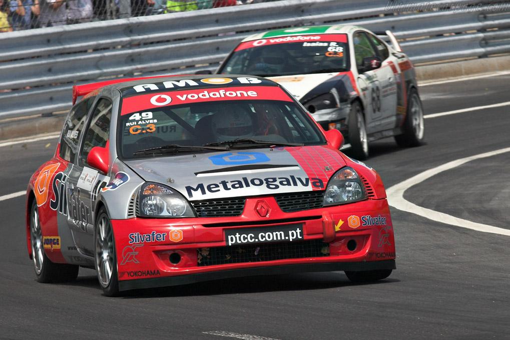 Clio S2000    - 2007 WTCC - Circuito da Boavista