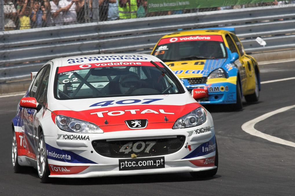 Peugeot 407    - 2007 WTCC - Circuito da Boavista