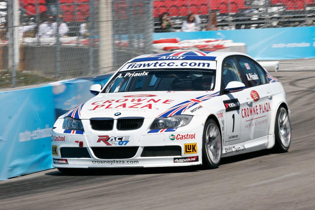 Priaulx wins 2nd race    - 2007 WTCC - Circuito da Boavista