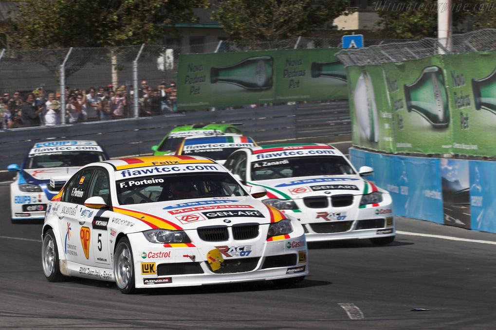 The BMW lot    - 2007 WTCC - Circuito da Boavista