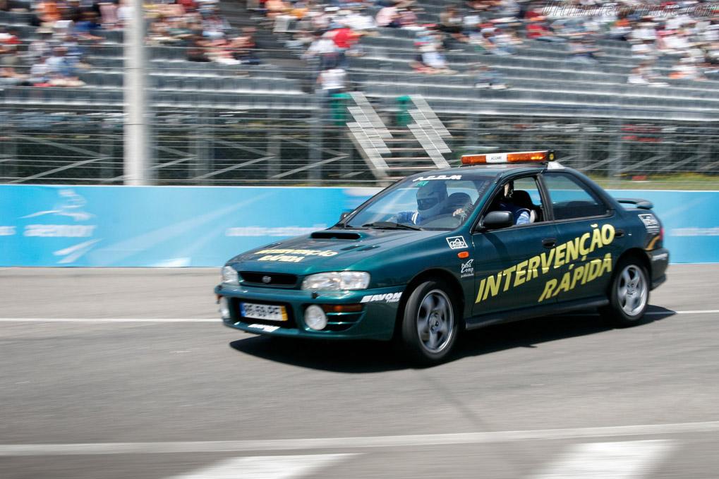 The car that led for most time.    - 2007 WTCC - Circuito da Boavista