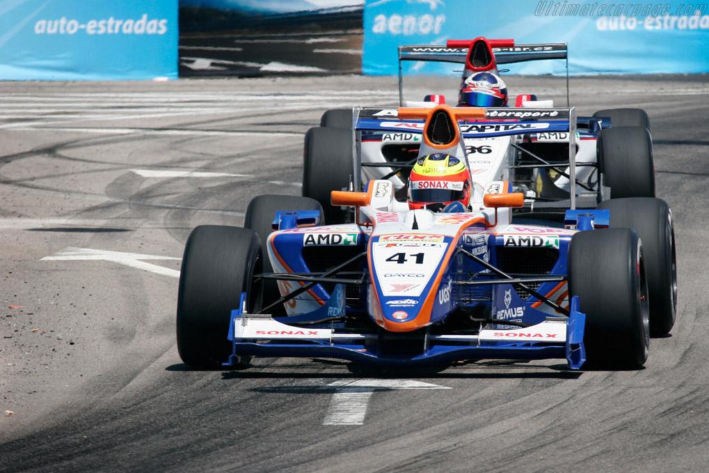 The fast debutant Siedler    - 2007 WTCC - Circuito da Boavista