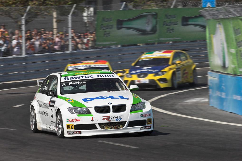 The former championship leader    - 2007 WTCC - Circuito da Boavista