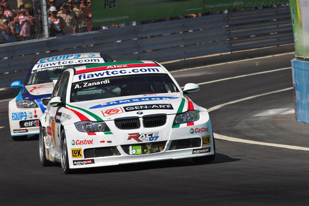 Zanardi was discreet    - 2007 WTCC - Circuito da Boavista