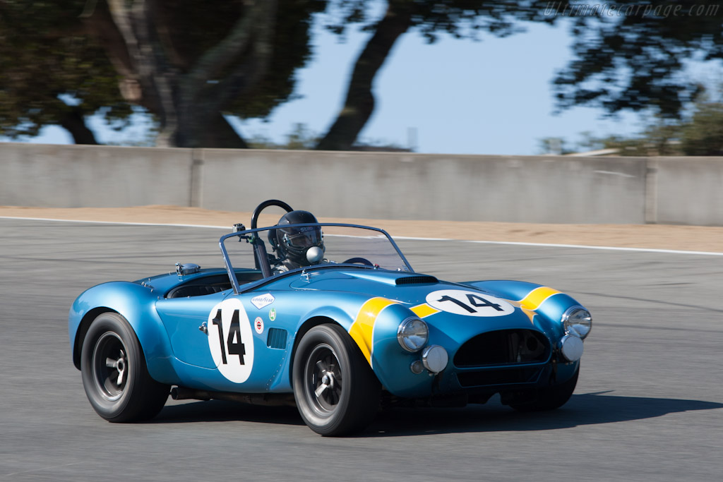 AC Shelby Cobra - Chassis: CSX2260   - 2012 Monterey Motorsports Reunion