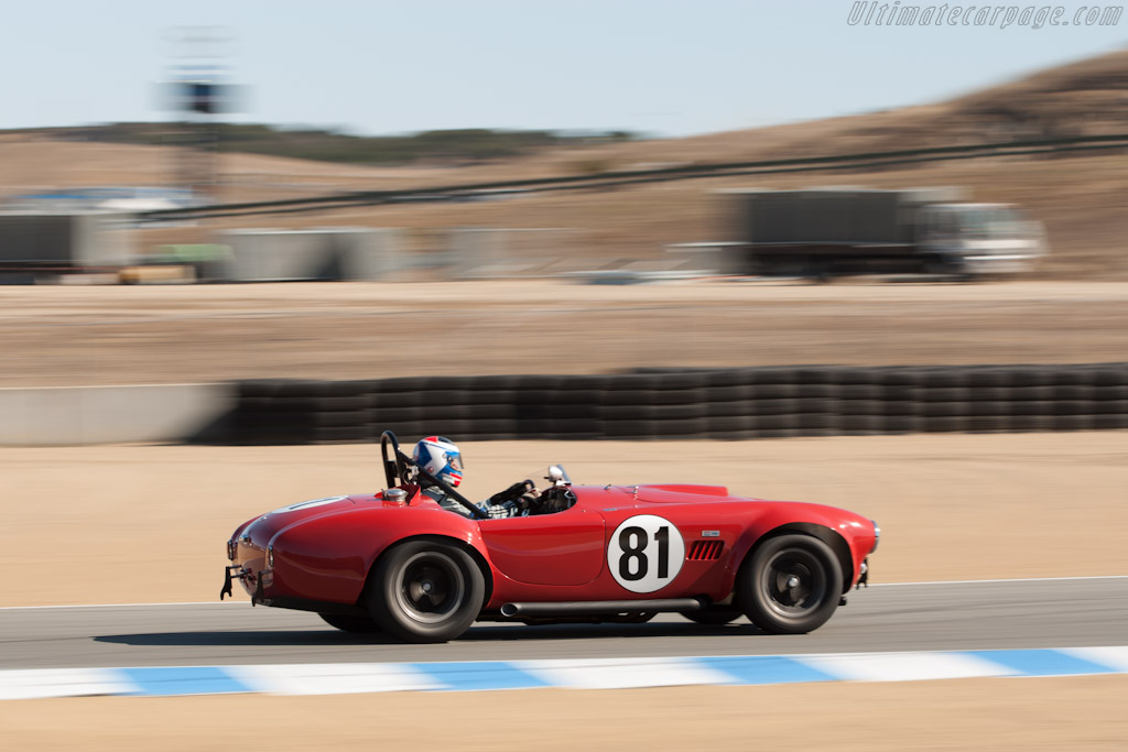 AC Shelby Cobra - Chassis: CSX2349   - 2012 Monterey Motorsports Reunion