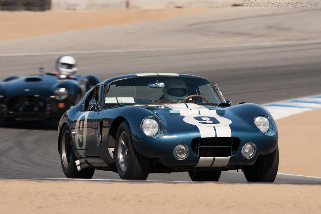 AC Shelby Cobra Daytona Coupe - Chassis: CSX2286   - 2012 Monterey Motorsports Reunion
