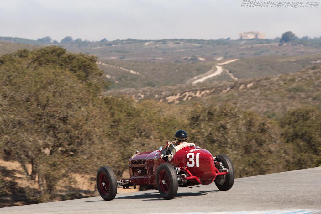 Alfa Romeo P3 - Chassis: 5006   - 2012 Monterey Motorsports Reunion