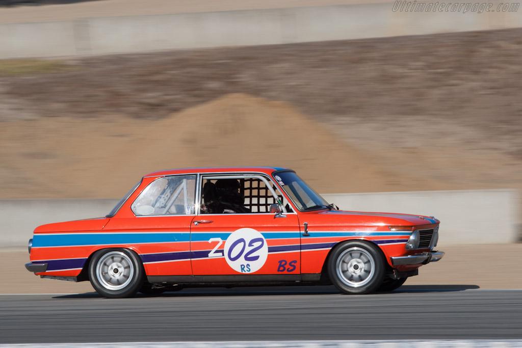 BMW 2002    - 2012 Monterey Motorsports Reunion