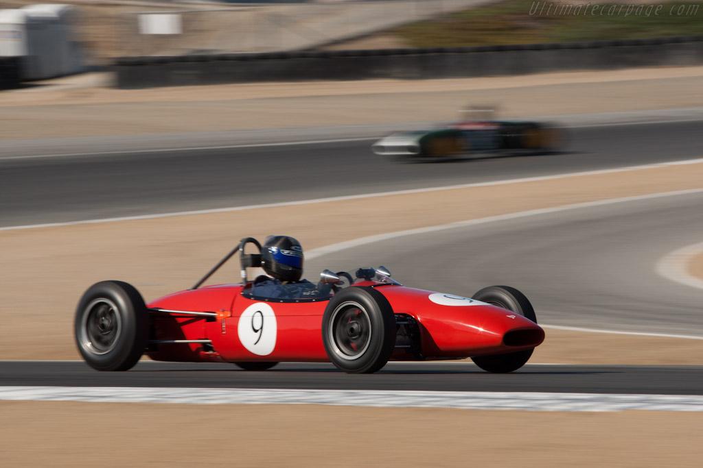 Brabham BT6 - Chassis: FJ-22-63   - 2012 Monterey Motorsports Reunion